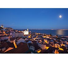 Magical Lisbon Photographic Print