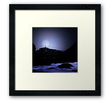 Midnight Fishing (View Large Please!) Framed Print