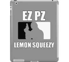 EZ PZ iPad Case/Skin