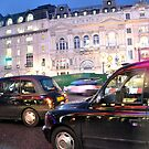 Black Cabs by for the love photography