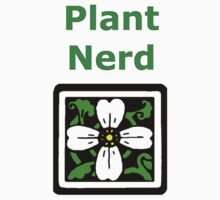Plant Nerd design by Betty Mackey