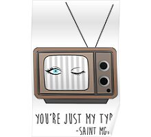 Saint Motel - My Type Poster