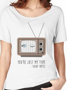 Saint Motel - My Type Women's Relaxed Fit T-Shirt