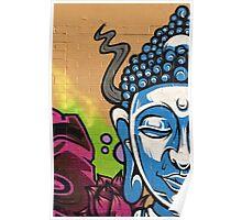 Buddha's Wall Poster