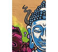 Buddha's Wall Photographic Print