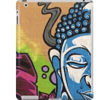 Buddha's Wall iPad Case/Skin
