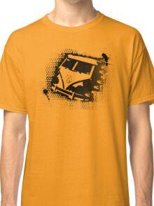 Splitty Stencil Classic T-Shirt