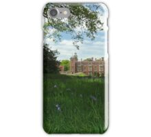 Blickling bluebells iPhone Case/Skin
