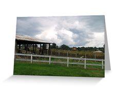 Swan Valley Vineyards Greeting Card