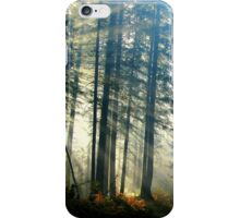 Direct Thy Gaze Within My Soul iPhone Case/Skin