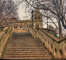 Hungarian steps by zumi
