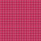 Pink Tartan/Plaid by Pamela Maxwell