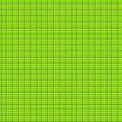 Green Plaid/Tartan by Pamela Maxwell