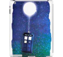 Doctor Who ~  Flying Tardis iPad Case/Skin