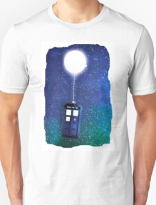 Doctor Who ~  Flying Tardis T-Shirt