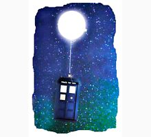Doctor Who ~  Flying Tardis Unisex T-Shirt