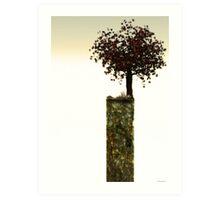 ..Ascention tree... Art Print