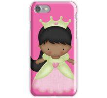 Cartoon Girl Princess iPhone Case/Skin