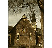 Rosendale Library Photographic Print