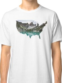 Explore USA Classic T-Shirt