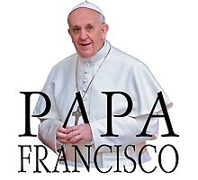 Papa Francisco Pope Francis by Garaga