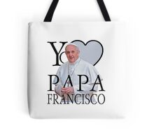 Yo Amo Papa Francisco I Love Pope Francis Tote Bag