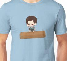 Colin Morgan as Ariel Unisex T-Shirt