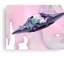 UFO Canvas Print