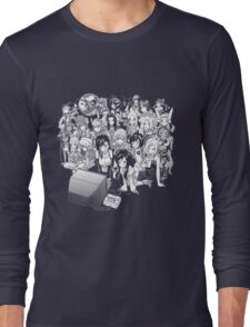 Rpg night  Long Sleeve T-Shirt