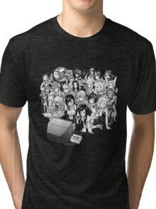Rpg night  Tri-blend T-Shirt