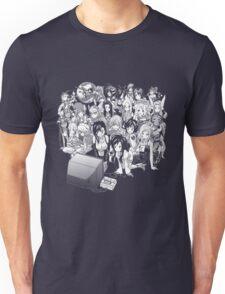 Rpg night  Unisex T-Shirt