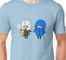 Brolin doodle. Unisex T-Shirt