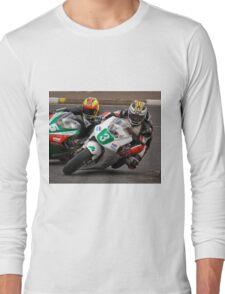 Micheal Dunlop @ NW200, 2009 Long Sleeve T-Shirt