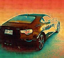 Subaru BRZ by Albert