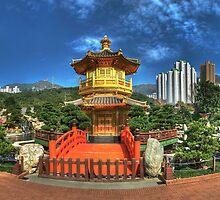 Nam Lian Garden - Panoramic by HKart