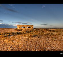 Rye Pillbox at Sunrise by Lee  Dighton