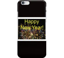 Happy New Year!!!!! iPhone Case/Skin