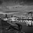 City Lights, Dublin by Nigel Bryan