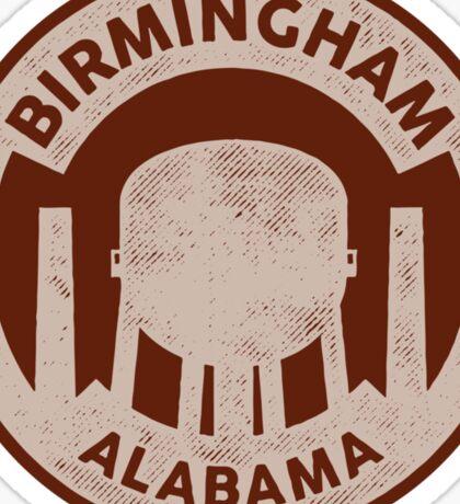 Birmingham, AL Sticker