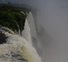 Iguazu Falls by sofarsocute
