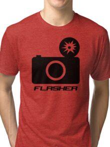 Flasher Tri-blend T-Shirt