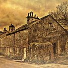 More Downham Cottages by Irene  Burdell
