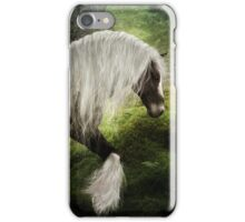 Gypsy Vanner iPhone Case/Skin
