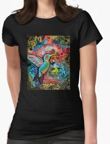 Neon Hummer Womens Fitted T-Shirt
