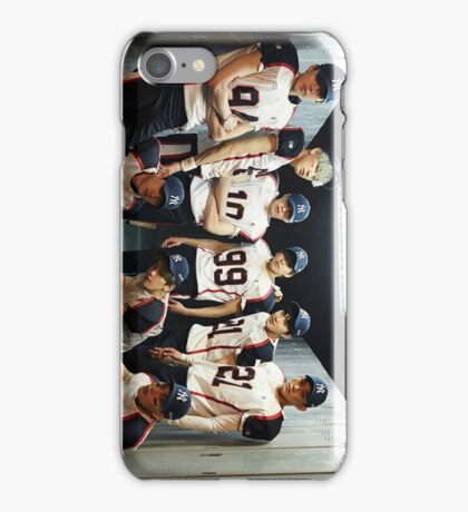 EXO - Love Me Right Group Photo iPhone Case/Skin