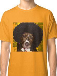 Psychedelic Pitbull Classic T-Shirt