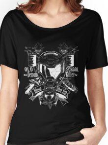 DOOM OLD SCHOOL DEMON KILLER Women's Relaxed Fit T-Shirt