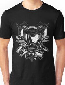 DOOM OLD SCHOOL DEMON KILLER Unisex T-Shirt