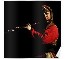 Renaissance Encounters : The Flautist Poster