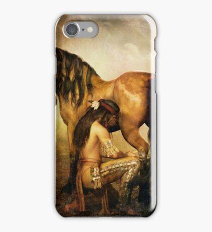 Healing Hands iPhone Case/Skin